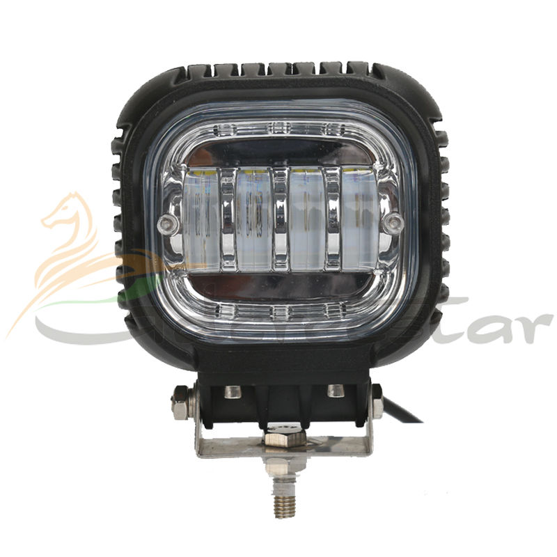 5 Inch 40W Led Work Light With 12V Driving Low beam Offroad Light used for Jeep Wrangler SUV ATV Truck Car