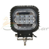 5 Inch 40W Led Work Light With 12V Driving Low Beam Offroad Light Used For Jeep