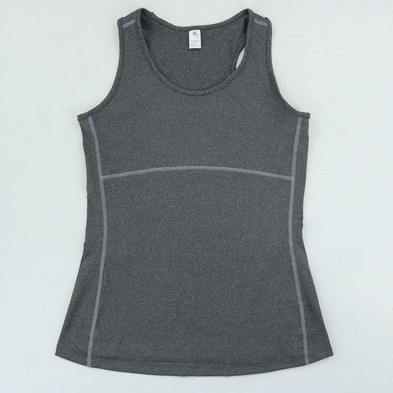Women's Yoga Tops Sexy Gym Sportswear 4