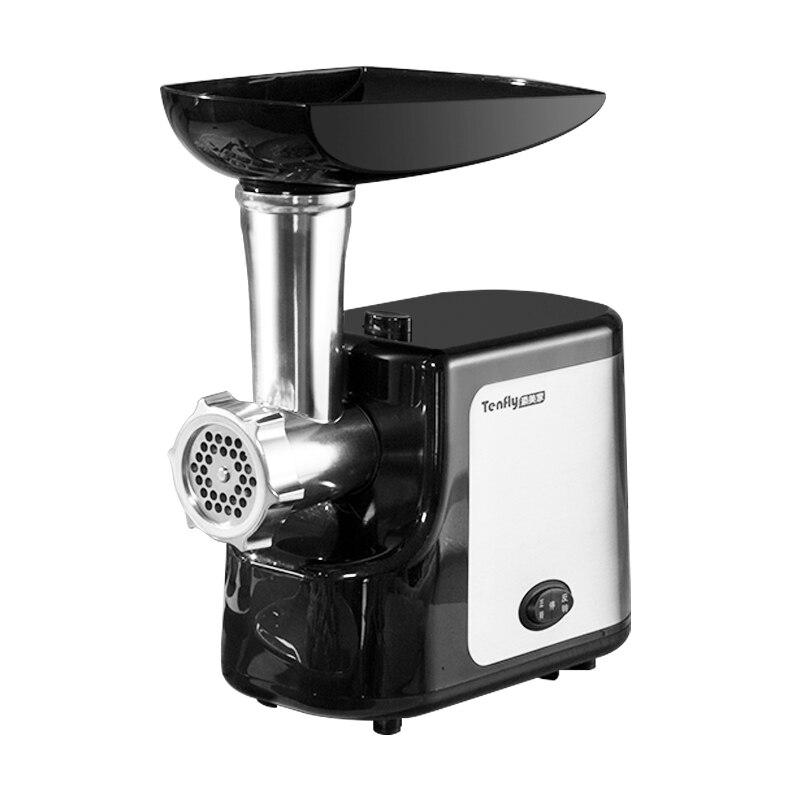 Trancheuse à viande machine appareils de cuisine broyeur électrique Hachoir Multifonctions Battre Lavement Sol
