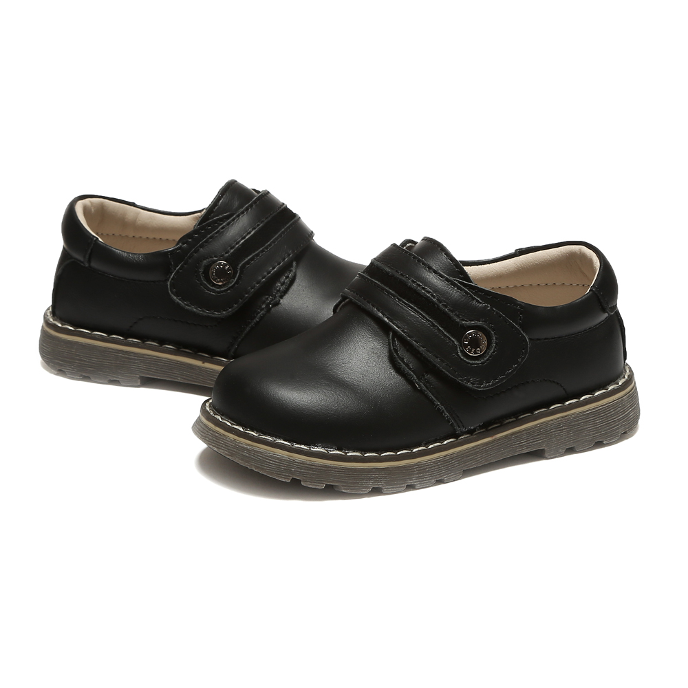Image 3 - boys school shoes genuine leather student shoes black spring autumn footwear for kids chaussure zapato menino children shoesLeather Shoes   -
