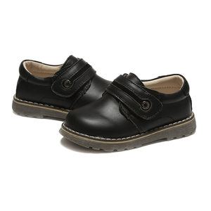 Image 3 - boys school shoes genuine leather student shoes black spring autumn footwear for kids chaussure zapato menino children shoes