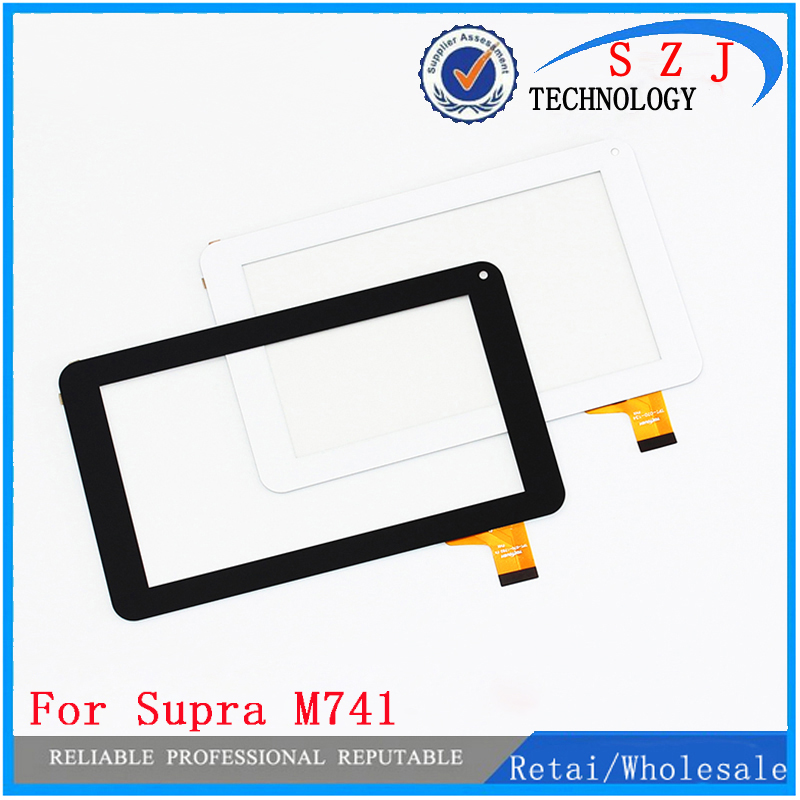 New 7'' inch case touch screen For Supra M741 M742 Tablet Touch panel Digitizer Glass Sensor Replacement Free Shipping new touch screen for 7 inch supra m741 m742 tablet touch panel digitizer glass sensor replacement free shipping