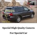 Cámara del coche Para TOYOTA Land Cruiser LC 200 LC200 2008 ~ 2014 de Alta Calidad de Visión Trasera Cámara posterior Para Ventiladores de Uso   CCD + RCA