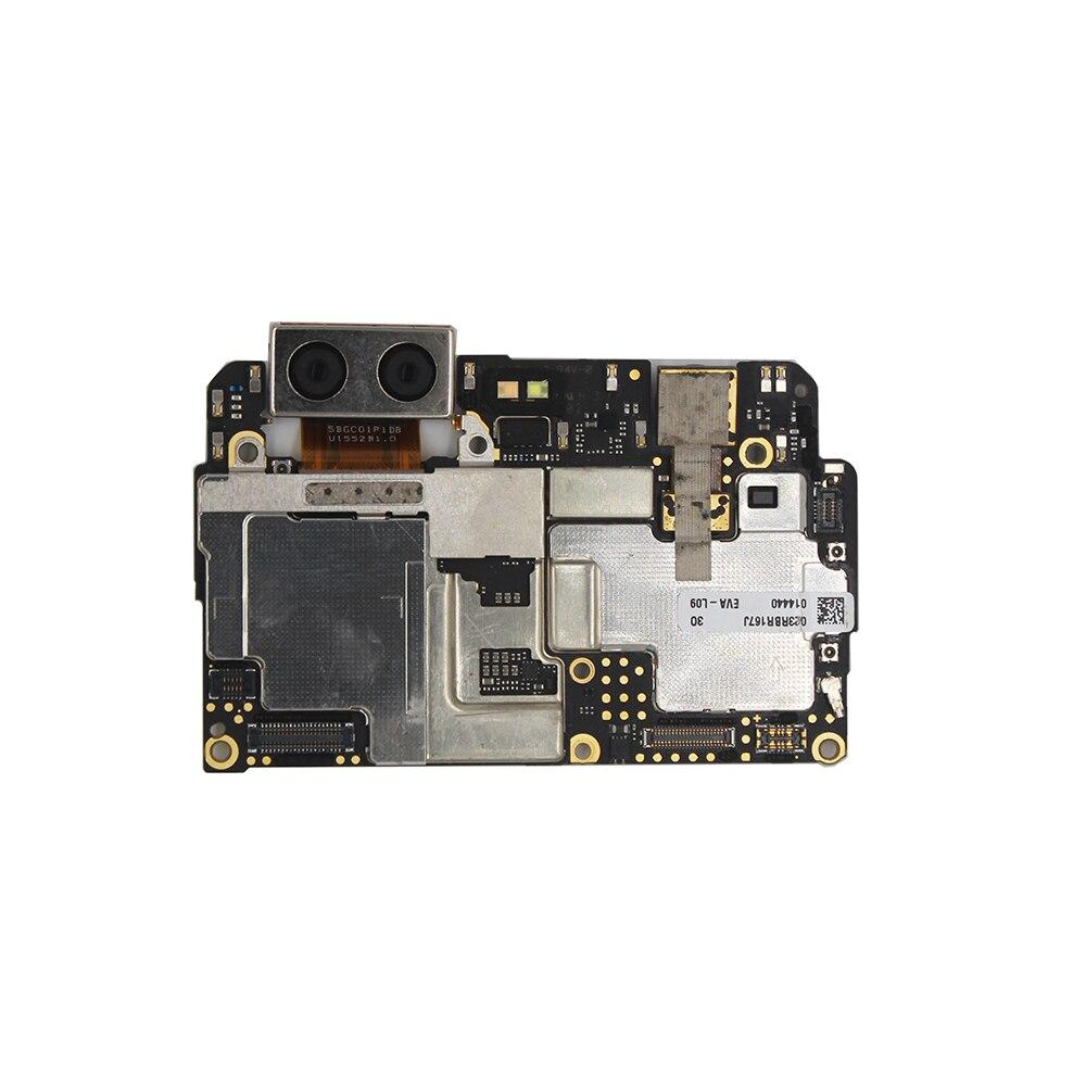 Oudini 100% travail Original débloqué P9 EVA-L09 carte mère pour Huawei P9 carte mère 3GB RAM 32GB ROM + caméra
