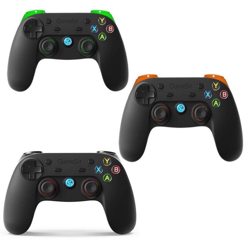 GameSir G3s 2,4G Wireless Game Controller für Android Smartphone Tablet TV Box, Windows PC, PS3 und Getriebe VR Ohne Halter