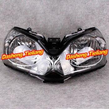 GZYF Motorcycle Front Headlight For Kawasaki GTR1400 GTR 1400 2008 2009 2010 2011/08 09 10 11 Headlamp Lighting, Black Color