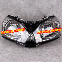 Black Front Headlight For KAWASAKI GTR1400 2008 2009 2010 2011 Headlamp China Lighting Parts And Accessories