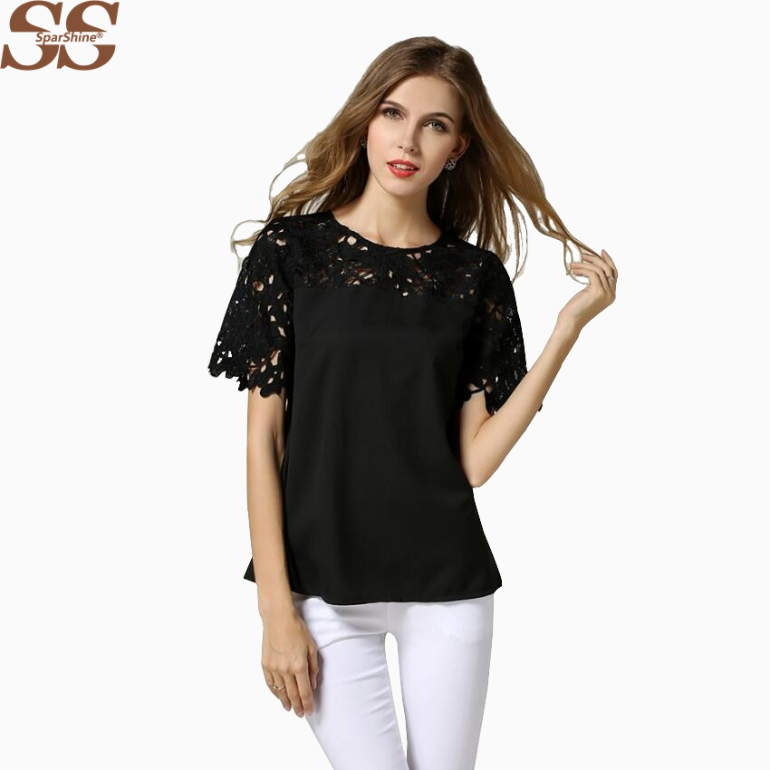 2016 Summer Fashion Blouses For Women Clothing Empty