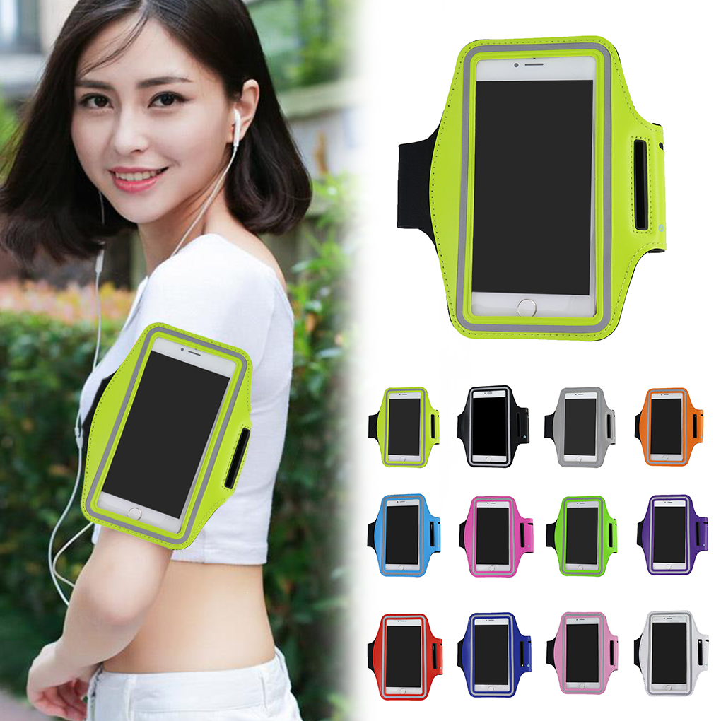 Mobile Phone Accessories Cellphones & Telecommunications Methodical Universal Waterproof 4.7inch Sport Armband Belt Running Gym Bag Armband Pouch Case For Iphone 7 8 X Android With Key Holder Rapid Heat Dissipation