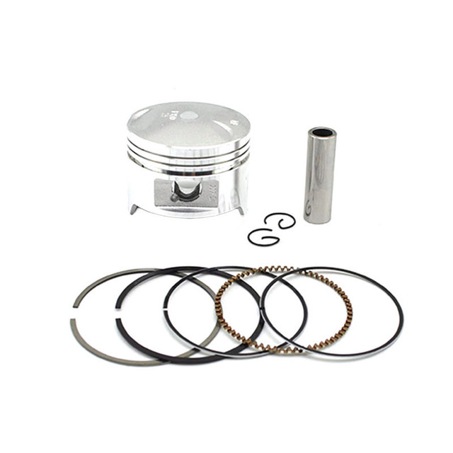 Bore Size 64mm Piston & Rings Kit For HONDA VLS400 VLX400 VRX400 NC25E NC26 NC34