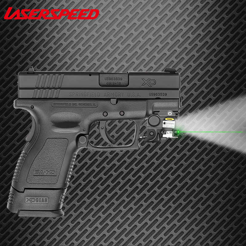 Drop shipping Laserspeed walther p22 laser sight military