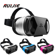 Magicsee G1 VRกล่องFOV 90องศา3D VRความจริงเสมือนชุดหูฟัง3Dภาพยนตร์วิดีโอเกมส่วนตัวโรงละครรองรับ360องศาวิดีโอ