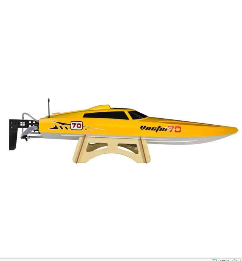 Detail Feedback Questions about Brushless racing RC boat V792 2 4G