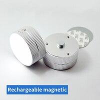 Flashlight USB Charging EDC Ultra Small Hand Light Portable LED Charging Work Light Magnetic HOOK Mobile