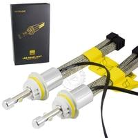 TINSIN LIGHTING P70 H4 H7 H11 9005 9006 9012 13200lm 110W Super bright XHP70 chips Car LED Headlight Kit with 4300k 5000k 6000K