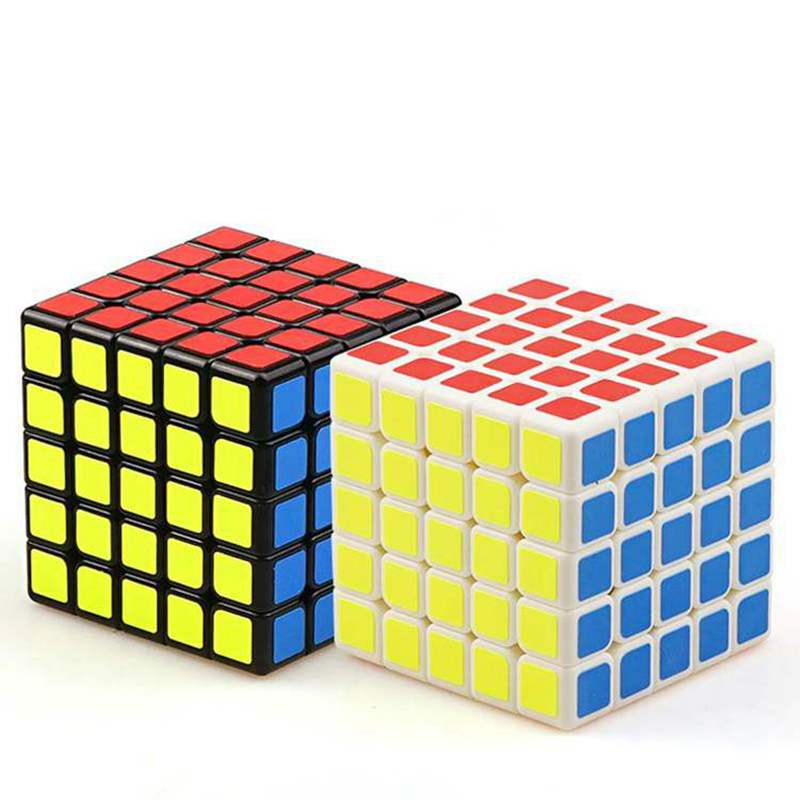 5*5*5 Professional Speed Rubiks Cube Magic Cube Educational Puzzle Toys for Children Learning  Anti-stress Toys Anti-stress