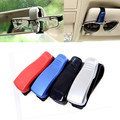 1pcs Interior Car Accessory Sun Visor Sunglass Eyeglasses Glasses Card Pen Stand ABS Portable Clip Ticket Holder Free Shipping