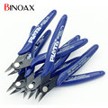 Binoax Electrical Wire Cable Cutters Cutting Side Snips Flush Pliers Nipper Hand Tools Herramientas  #P00337#