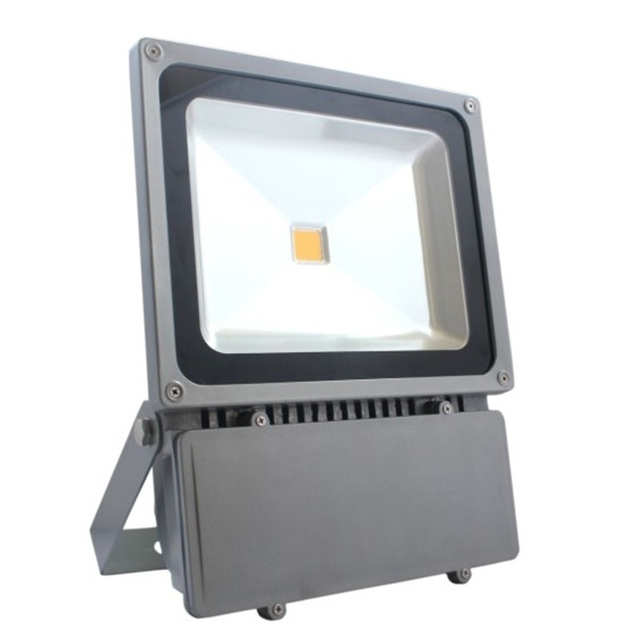 100W LED Outdoor Flood Light Fixture AC 85 265V Waterproof IP65 Workshop  Lights Wall Wash