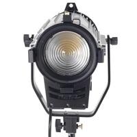 150W LED Spot Light Wireless Dimmable Bi color Spotlight Studio Fresnel LED Light 3200 5500K for Photo Video Lighting