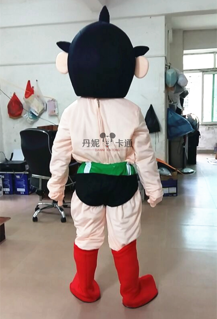 Astro Boy Mascot Costume Fancy Dress Party Costume Adult Size Cartoon Character Cute Mascot Halloween Party Suit Free Shipping-in Mascot from Novelty ... & Astro Boy Mascot Costume Fancy Dress Party Costume Adult Size ...