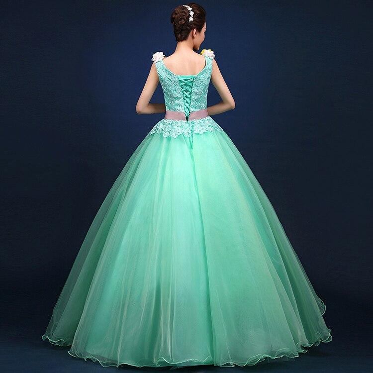 Concert Floor Length Dresses