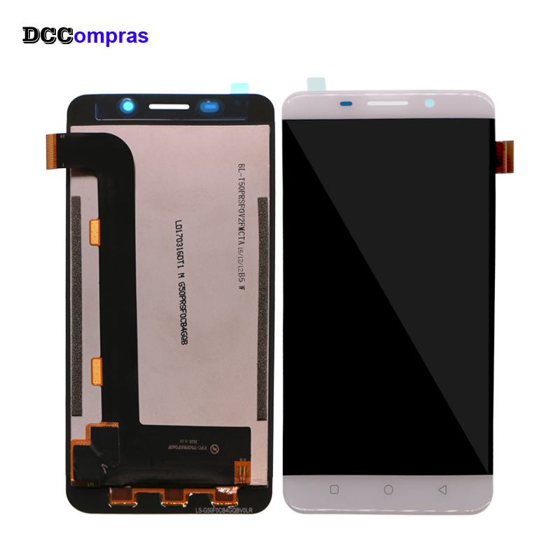 For UleFone Metal LCD Display Touch Screen Digitizer Assembly Repair Parts For Ulefone Metal Lite LCD Display