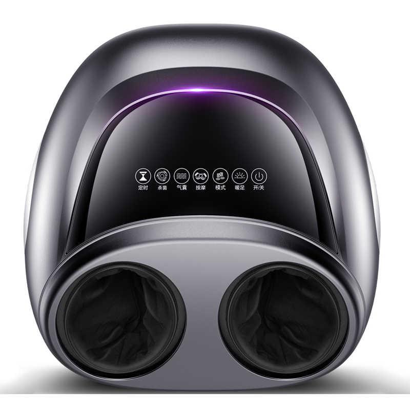 2019 Upgrade Elektrische Gesundheit Pflege Massage Infrarot Heizung Therapie Shiatsu fuß massage Luftdruck Fuß Pflege Gerät
