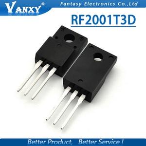 Image 4 - 10Pcs RF2001T3D TO 220F RF2001 RF2001 T3D To 220 300V 20A Nieuwe Originele