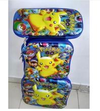Niños Caja De La Carretilla niños bolso de la Carretilla con ruedas Mochila Escolar Estudiante maleta con ruedas equipaje de viaje caso de Escuela de los niños mochilas