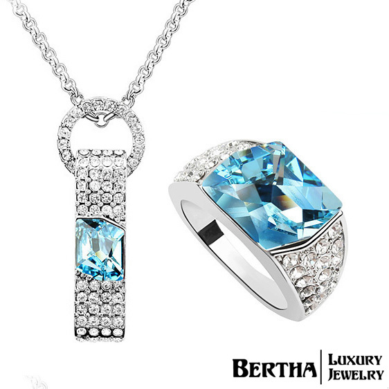 fashion jewelry sets necklaces pendants ring for