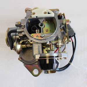 Image 2 - New Carburetor Carb Assy For Nissan 720 pickup 2.4L Z24 Engine 1983 1986 OE# 16010 21G61 16010 21G60
