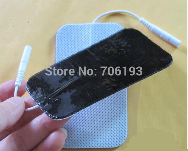 DHLFree Shipping 1000pcs lot 9 5cm Tens Electrode Patches Pads for Slimming Massage Digital Therapy Massager