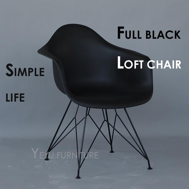 Sedie In Metallo E Plastica.Nuovo Design Moderno E Minimalista Design In Plastica E Metallo
