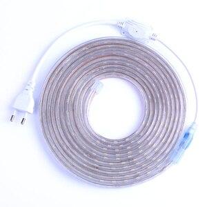 SMD 5050 AC220V LED Strip Flex