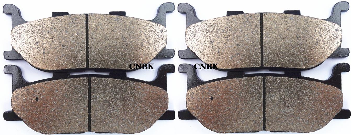 Front Sintered Brake Pads For 1994 1995 1996 1997 YAMAHA XV 750 Virago