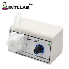 INTLLAB 연동 액체 펌프 투약 펌프 수족관 실험실 물 분석