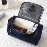 New Women and men Large Waterproof Makeup bag Nylon Travel Cosmetic Bag Organizer Case Necessaries Make Up Wash Toiletry Bag 4