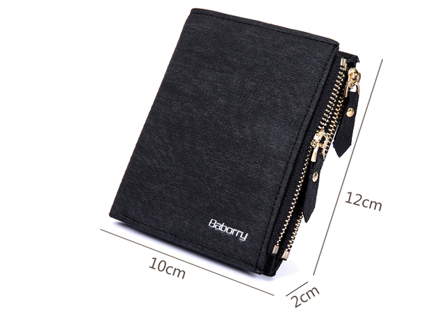 Men's Theft Protection Leather Wallets