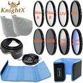 KnightX 49 - 67MM CPL UV FLD Star pink Lens Filter Accessories for NIKON canon D5200 d3300 d3100 d5100 1200d nd gopro 650d d7200