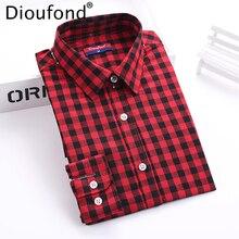 blusas Dioufond mujeres otoño