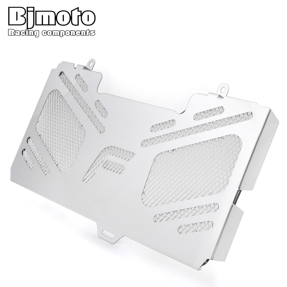 BJMOTO For BMW F650GS F700GS F800R F800S Stainless Steel 304 Motorcycle Radiator Grille Guard Cover Protector
