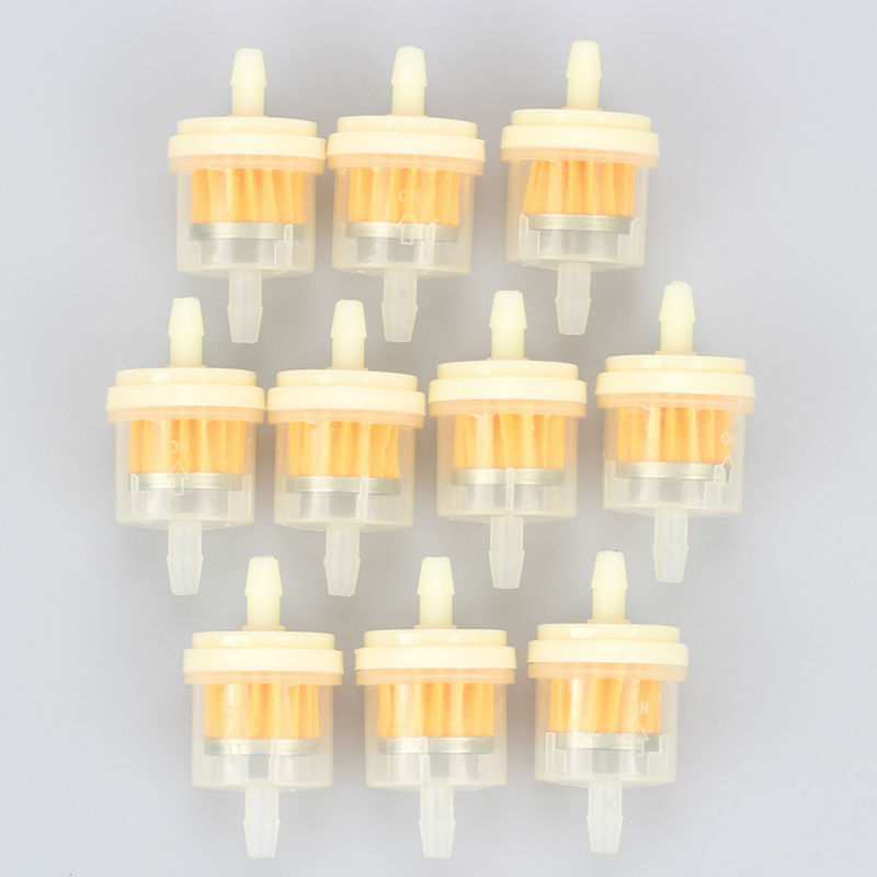 10Pcs Fuel Filter Gas Filter For Suzuki A100 Bandit 1200 GSF1200/S Bandit 1250S Bandit GSF400