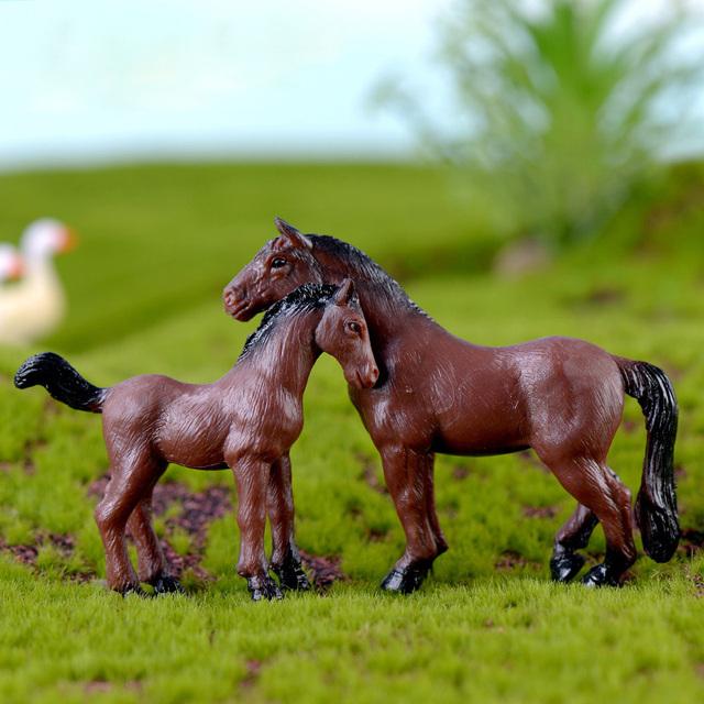 Model symulacyjny Mini pracownik użytkowy kaczka miniaturowe postacie z kreskówek bajki dekoracje ogrodowe zestaw akcesoriów DIY zabawki prezent dla dzieci
