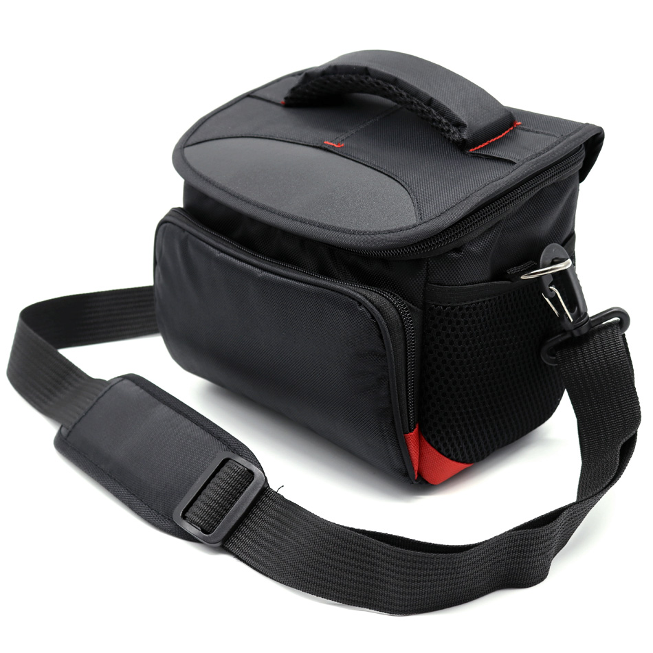 Camera Shoulder Bag For OlympusE-M1II E-M1 E-M10II E-M10 E-M5 E-M5II EPN-F E-P5 E-PL8 E-PL7 E-PL6 E-PL5 E-PM2 Micro Single Case