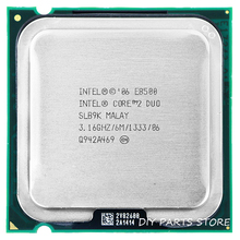 CPU GHz) Core E8500