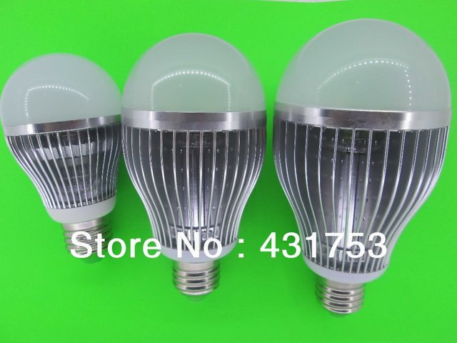 LED Bulb Lamp E27 B22 6W 10W 14W 18W 24W Dimmable Bubble Ball Bulb AC85-265V Warm/Cool White +Freeshipping(warranty for 2 years)