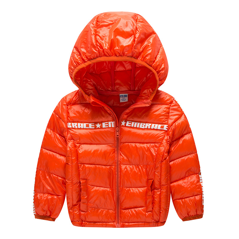 Boys Jacket Winter 2018 New Brand Baby Boy Winter Feather Parkas For Teenagers Girls Warm Down Coats High Quality 2-8 Years цена