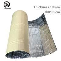 High Quality Automotive interior SoundProofing Aluminum Foil Deadening Heat Insulation Cotton Car Body Acoustic Foam Glass Fibre